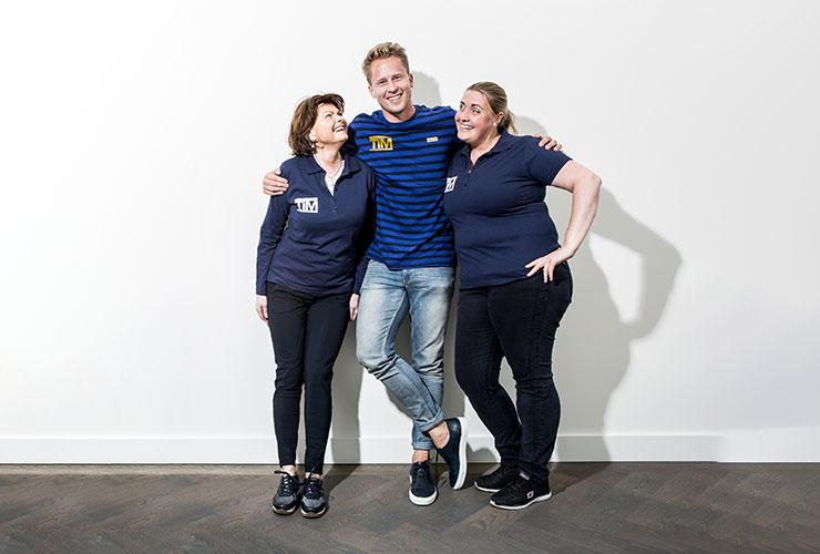 TiM Fysiotherapie team Mariahoeve