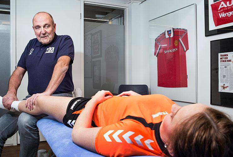 TiM Fysiotherapie Manuele therapie